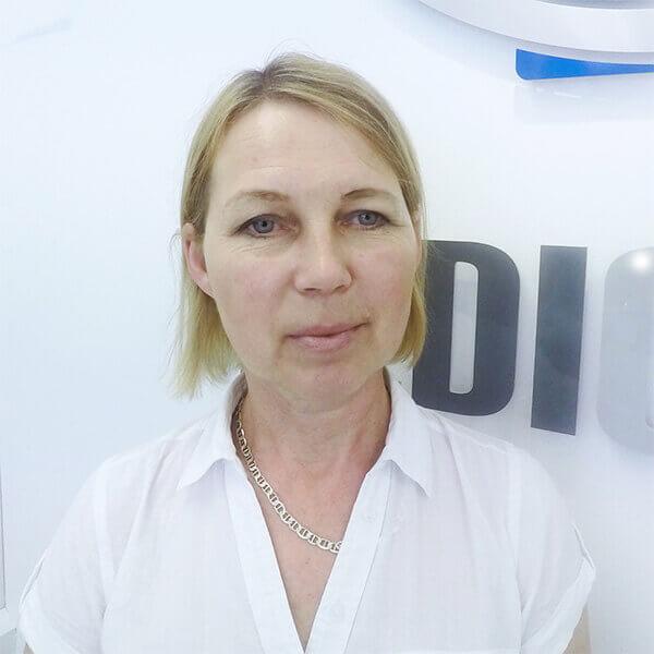 Dermatolog Hanna Smagalska