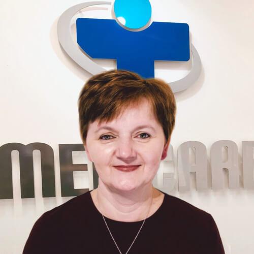 Dr Jolanta Wilczek - Lekarz Rodzinny